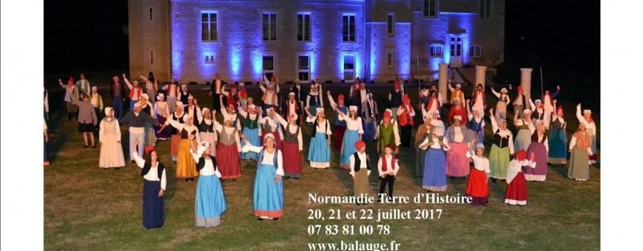 Normandie Terre d'Histoire