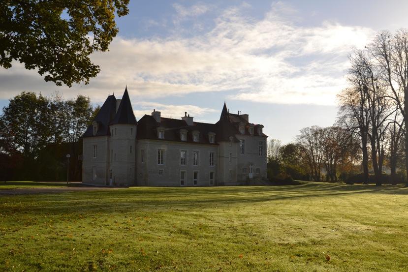 Château du Breuil à Mézidon-Canon