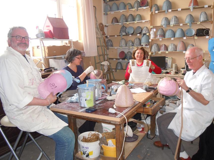 atelier casques
