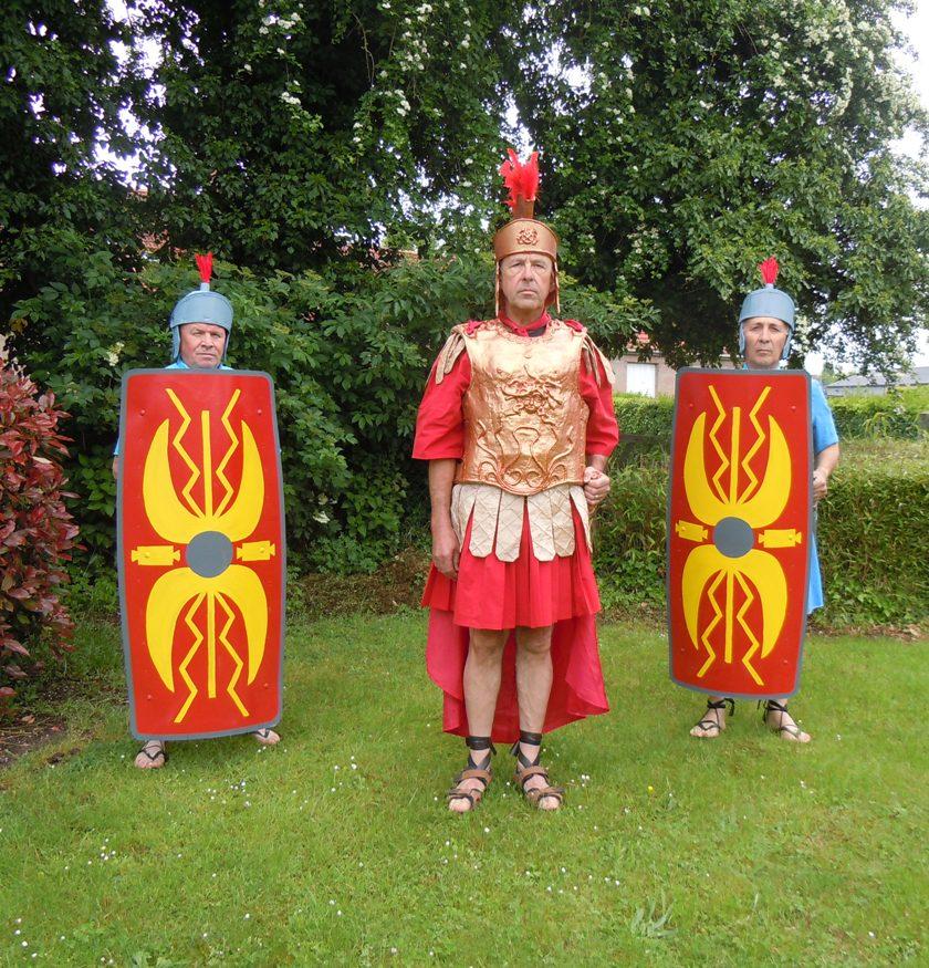 3 romains