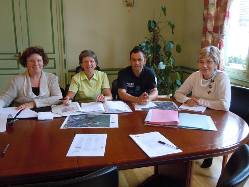 réunion coordination