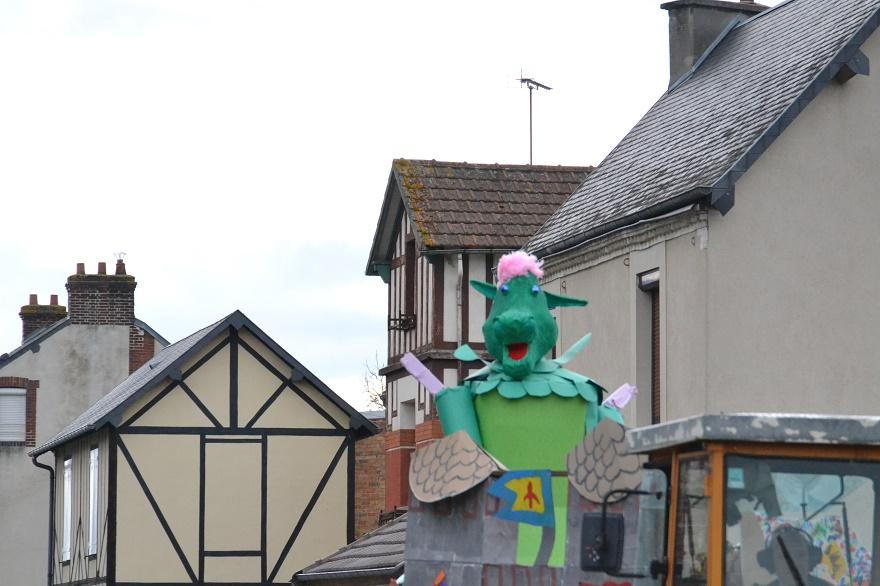dragon carnaval
