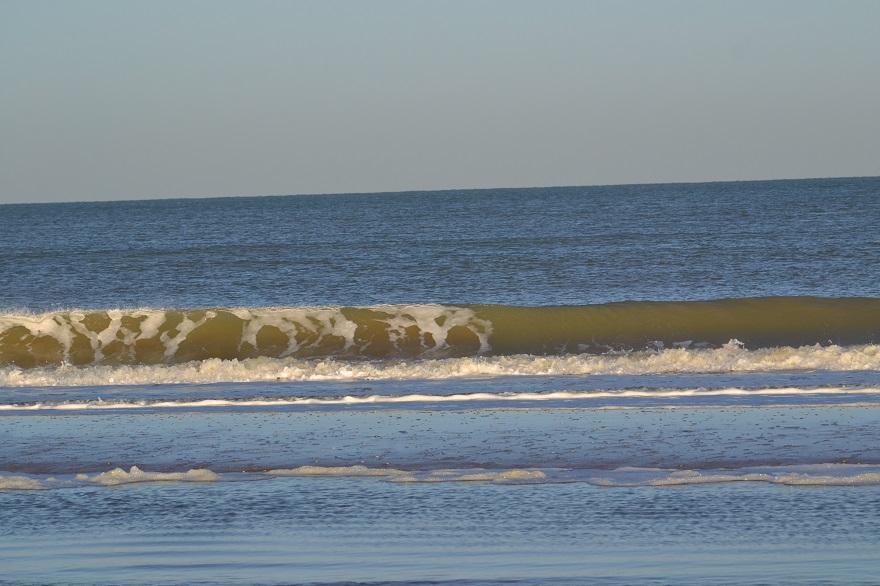 Les Baladins du Val d'auge se sont déplacés au bord de la mer pour prendre quelques photos pour la future bande annonce
