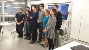 Groupe des Lauréats